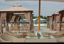 Пляжно-ресторанный комплекс «Лобстер» 1